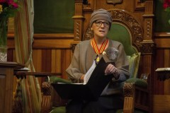La lieutenante-gouverneure du Nouveau-Brunswick est décédée