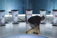 Débats électoraux: les chefs confirment leur présence, les modérateurs annoncés