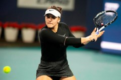 Bianca Andreescu affrontera Eugenie Bouchard en première ronde du volet féminin de la Coupe Rogers