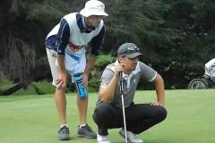 Vincent Blanchette joue 60 et se détache du peloton à la Coupe de golf Sani Marc