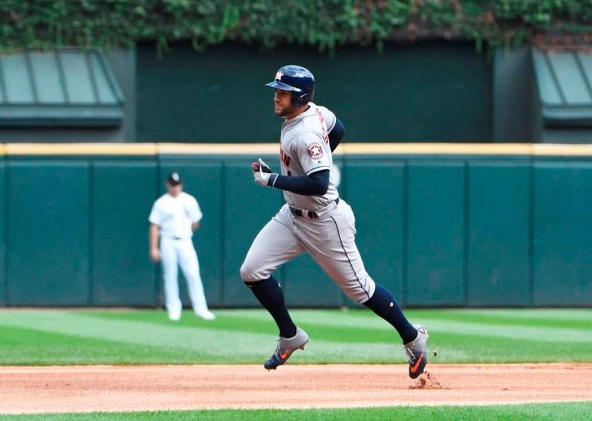 Springer donne le ton avec un circuit et les Astros battent les White Sox, 6-2