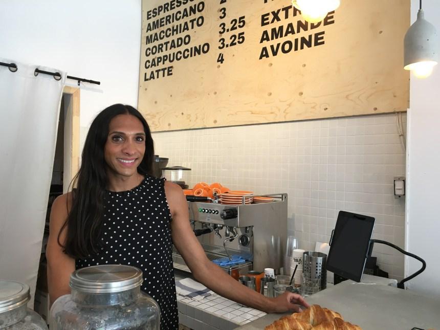 Encourager l'économie locale de Saint-Laurent, un café à la fois