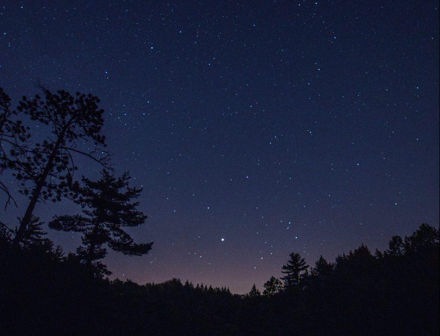 Pluie d'étoiles filantes à ne pas manquer