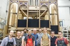 Facteur d'orgues de génération en génération
