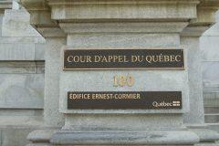 Au cœur de la controverse, la juge Duval Hesler se retire d'une conférence