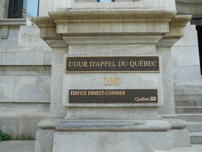 La Cour d'appel du Québec accepte de débattre de la Loi sur la laïcité