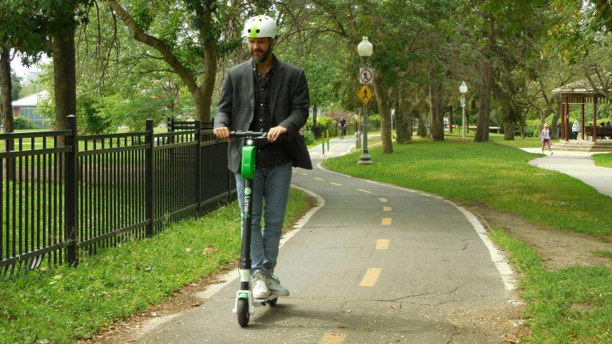 Trottinettes électriques: Lime voit grand pour Montréal