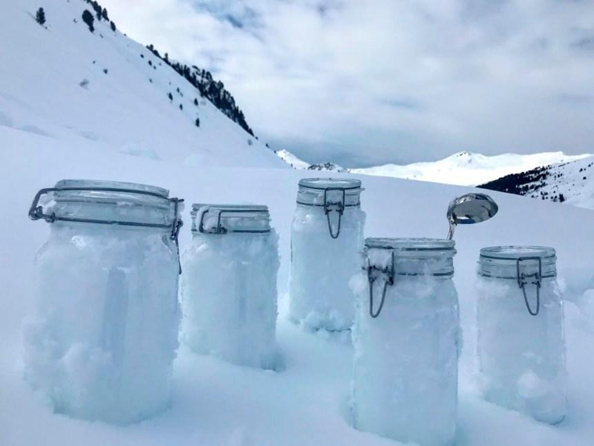 Blanc comme neige? Des microplastiques portés dans les airs jusqu'en Arctique
