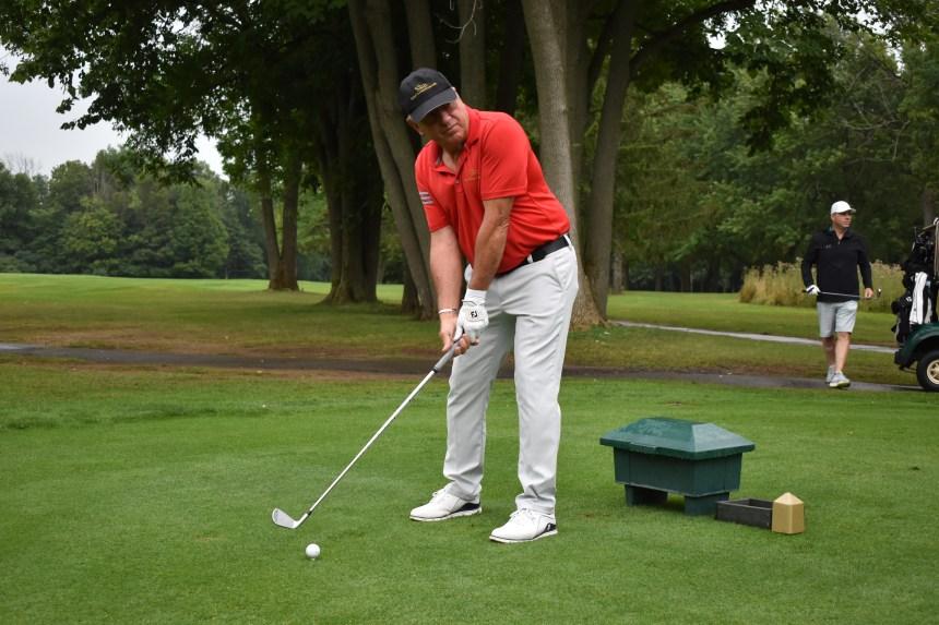 Tournoi de golf international à L'Île-Bizard