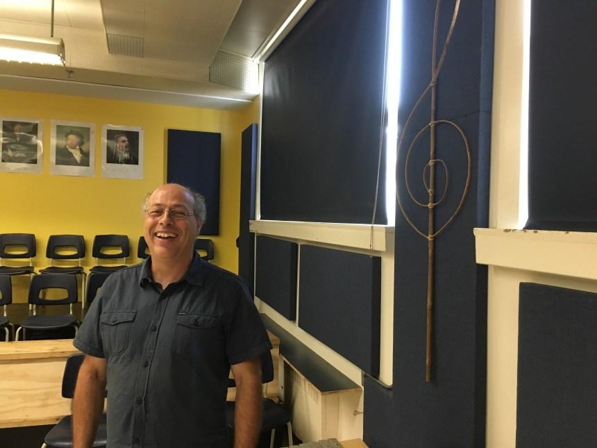 Luc Letendre et le «privilège» de l'enseignement à Katimavik