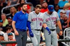 Mets de New York: le voltigeur McNeil est blessé à l'arrière de la cuisse gauche