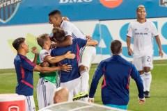 L'Impact et Camacho sont punis par la MLS pour l'escarmouche contre le FC Dallas