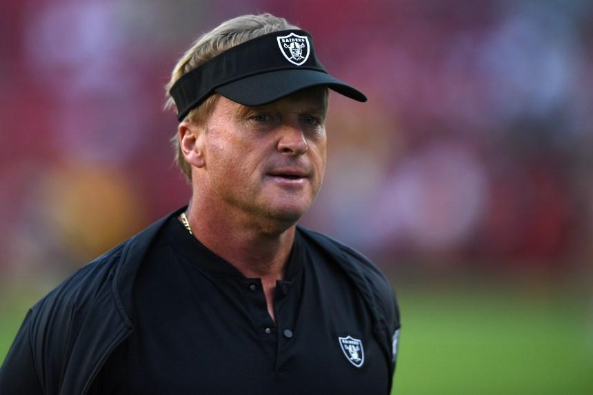 Brown effectue son retour au camp des Raiders après une absence d'une semaine
