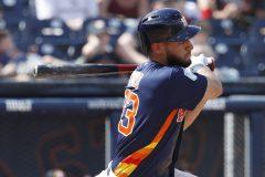 Le Québécois Abraham Toro ne fera pas partie de la formation des Astros