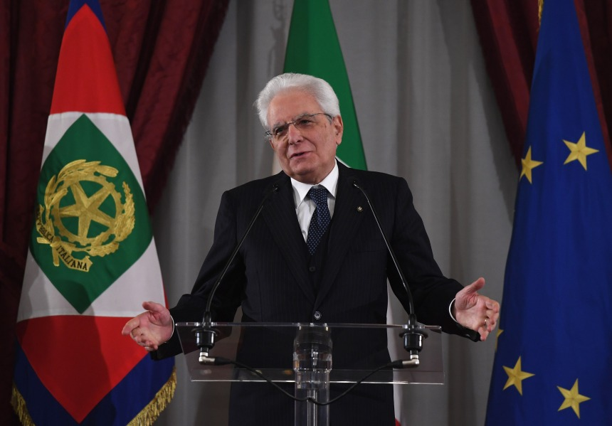 Italie: deuxième jour de consultations pour sortir de la crise