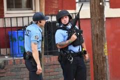 Au moins six policiers blessés lors d'une fusillade à Philadelphie