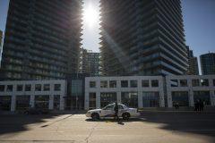 Quatre hommes ont été blessés lors d'une fusillade dans le nord de Toronto