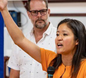 L'ex-journaliste Chu Anh Pham contre le ministre Pablo Rodriguez dans Honoré-Mercier