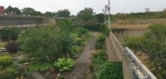 Jardin des patient de Pinel