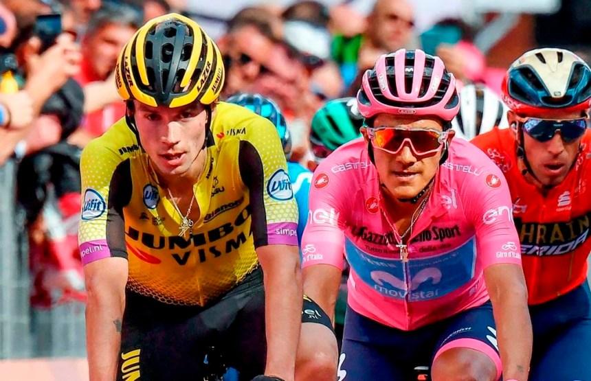 L'ex-spécialiste de saut à ski Roglic fait figure de favori à la Vuelta