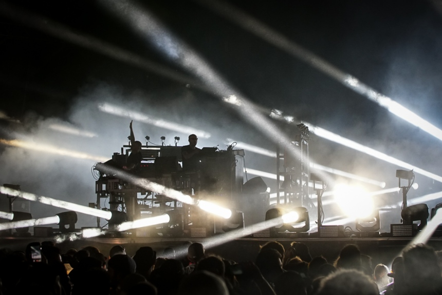 Osheaga, jour 2: retrouvailles avec The Chemical Brothers