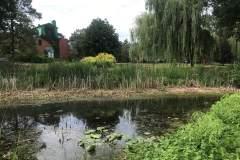 Nouveau système d'aération au lac Lacoursière