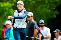 LPGA: Brooke Henderson souhaite défendre son titre à l'Omnium canadien