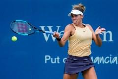Madison Keys triomphe à Cincinnati, battant Kuznetsova en deux manches