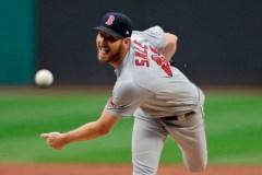 Les Red Sox placent le nom de Sale sur la liste des blessés de 10 jours