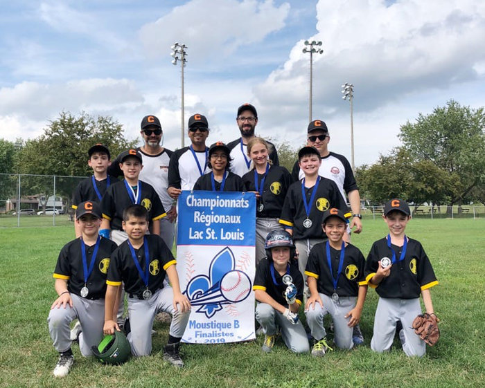 Des équipes de baseball de Saint-Laurent médaillées