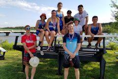 Sept médailles pour le club Aviron Lachine