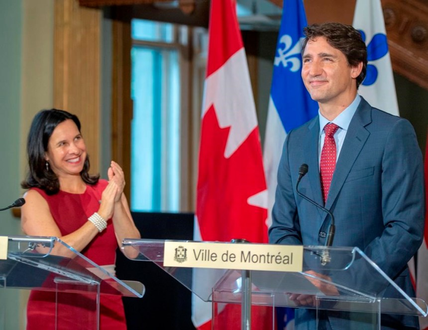 Ottawa promet 50 M$ pour le projet de «Grand Parc de l'Ouest» à Montréal