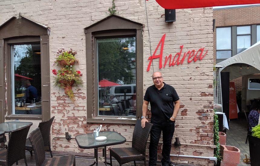 Le restaurant italien Andrea fera peau neuve à Lachine