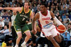 Le Canada s'incline contre l'Australie à son deuxième match préparatoire