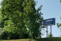 Une pétition pour le déménagement de Sanimax