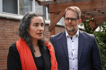 Sud-Ouest: la conseillère municipale Sophie Thiébaut tentera d'être élue avec le NPD