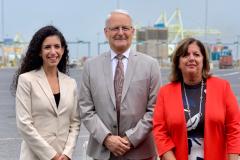 Sécurité du transport: Ottawa octroie 18,5 M$ au port de Montréal