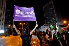 Il n'y a pas d'augmentation de demandes d'aide pour les Canadiens à Hong Kong