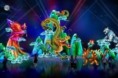 Des centaines de lanternes chinoises pour un nouvel événement à Montréal