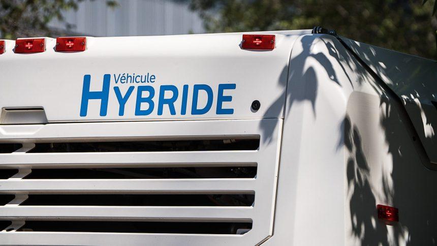 Achalandage en baisse: que fait-on avec les 300 bus hybrides?