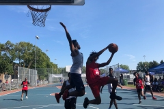 Le tournoi de Basket de rue veut plus de financement