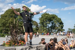L'Épigramme: les crieurs de rue au goût du jour