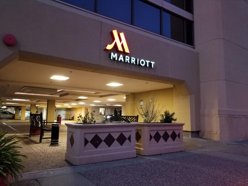 Vers la fin des échantillons dans les salles de bain de tous les hôtels Marriott d'ici fin 2020