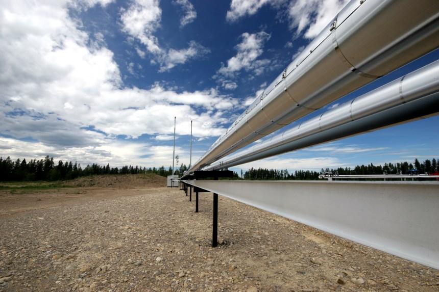 Nord de l'Alberta: déversement de pétrole après la rupture d'un oléoduc