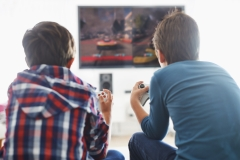 Une étude relie un excès de temps passé devant l'écran à un risque de surpoids chez les enfants
