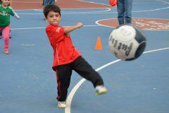 Le soccer est une planche de salut pour les enfants d'immigrés