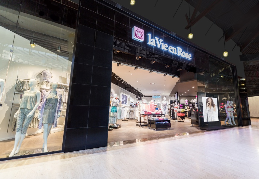 L'entreprise montréalaise La vie en Rose ouvre sa première boutique en Chine
