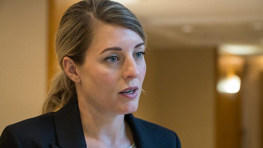Cadre financier conservateur: «un plan de coupures et un plan d'austérité», dit Mélanie Joly