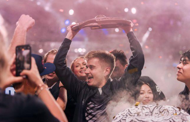 Nouvelle victoire de OG à DOTA 2 aux championnats du monde de Shanghai