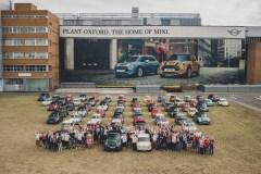 60 ans de la Mini: un modèle anniversaire très spécial assemblé à Oxford